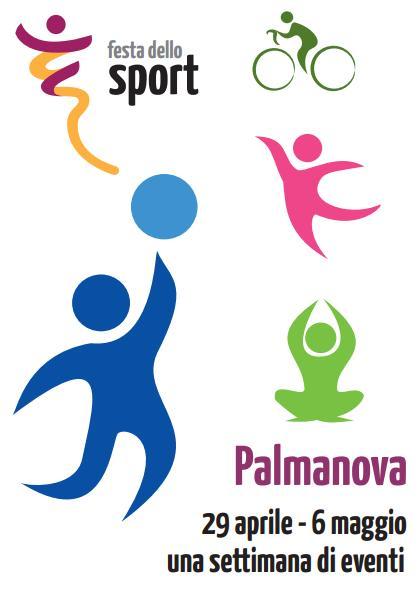 Festa dello Sport @ PALMANOVA 29 aprile – 6 maggio Una settimana di eventi